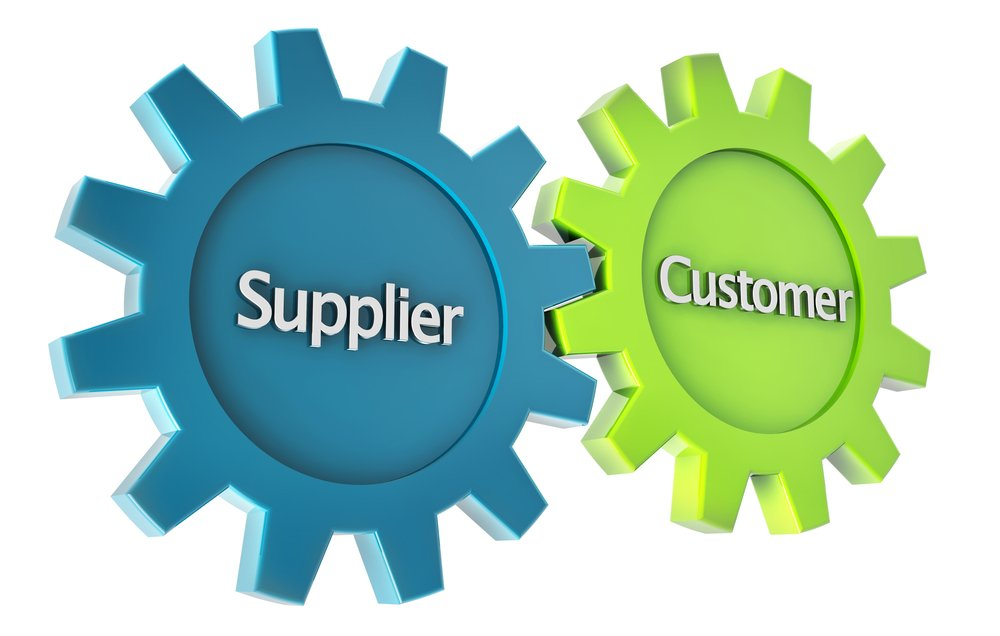 Customer and Supplier Relationship