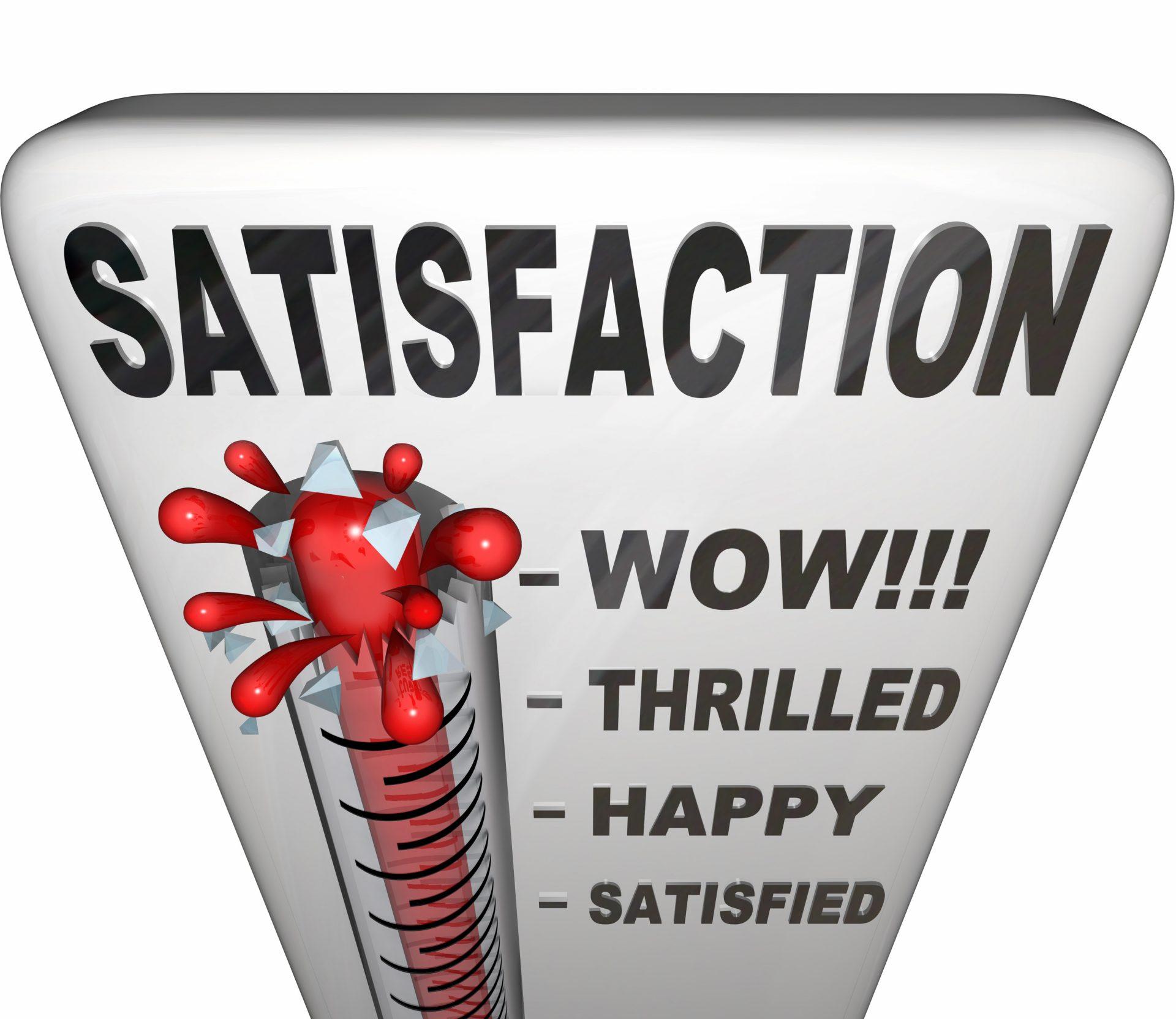 Training Customer Satisfaction Survey