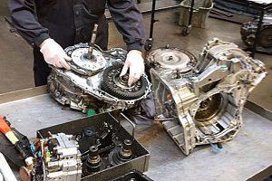 Pelatihan Industrial Gearbox Repair