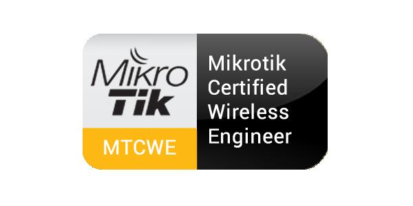 Training Dan Sertifikasi Internasional Mikrotik Certificate Wireless Engineering ( Mtcwe)